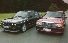 Le Duel Mercedes – BMW façon Henri Pescarolo