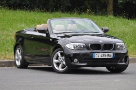 BMW 118 D Cabriolet
