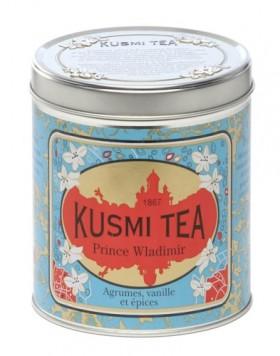 Le thé Prince Wladimir de Kusmi Tea
