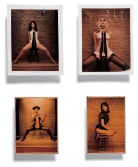 Les Polaroids brulants de Carlo Mollino