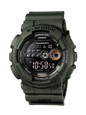 La Casio G Shock D-100MS-3ER