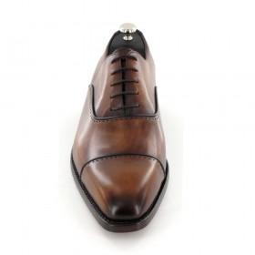 Chaussures de luxe homme richelieu modèle Acacio
