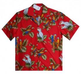 La Chemise Hawaïenne de Thomas Magnum