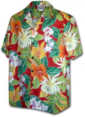 L'authentique Chemise Hawaienne