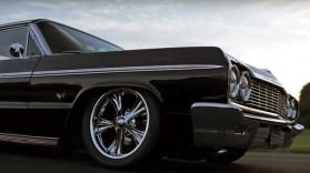 Les Deux Chevrolets Impala de 1964 de Don Rogers