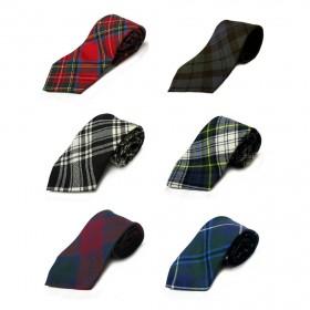 La Cravate Ecossaise de chez Ingles Buchan
