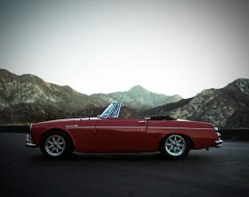 Un road trip de 60 000 km en Datsun Roadster.