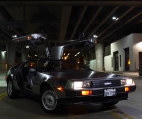 La DeLorean DMC-12 de Geoff Ombao