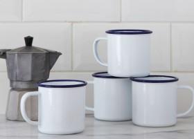 Le mug Falcon, l'autre cérémonie du thé.
