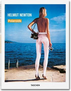 L'Art du Polaroid by Helmut Newton