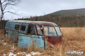L'histoire du sauvetage improbable d'un combi Volkswagen Barndoor