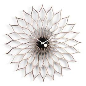 L'horloge Sunflower de George Nelson signée Vitra