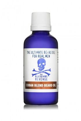 L'huile à Barbe Cuban Blend de chez Bluebeards Revenge