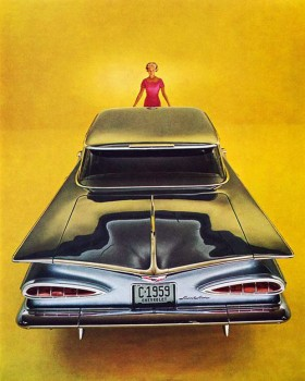 "L'Industrial Design: ""American Look"" par General Motors"