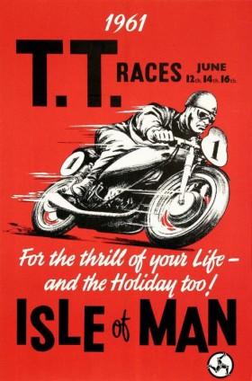 La TT Isle of Man, La course Extrême version British