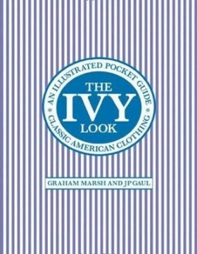 Le Ivy Look illustrated.