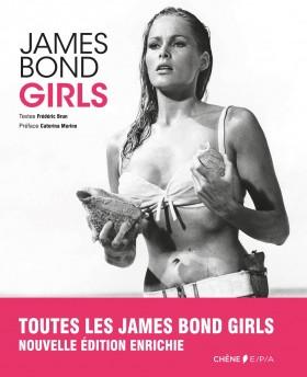 Toutes Les James Bond Girls En Un Seul Ouvrage