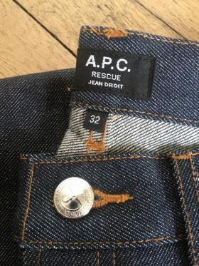 Jean APC Rescue Neuf.