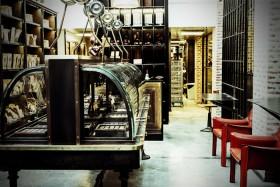 La Manufacture du chocolat par Alain Ducasse.