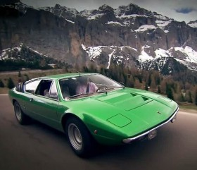 Une Lamborghini Urraco pour 25 000€ ?