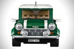 La Mini Cooper par Lego