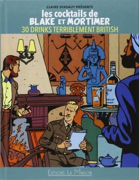 L'art du Cocktail façon Blake et Mortimer