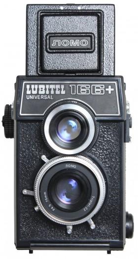 Le Lomo Lubitel 166+