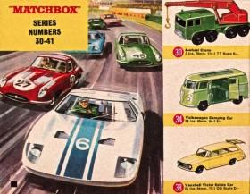 La Fabuleuse Histoire de Matchbox