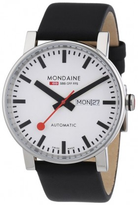 La Montre Mondaine Automatique