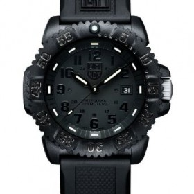 La Luminox Colormark Black Out A.3051.