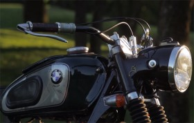 Les Motos BMW Vintages de Franco Augello
