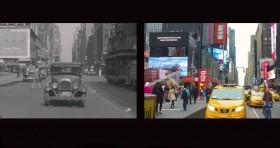 New York dans les années 30 vs New York Aujourd'hui