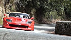 Dis Piero, T'Attaquais Un Peu Non... En Ferrari 550 GT ?