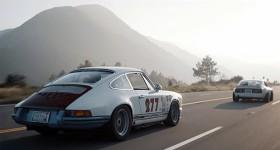 Mélange des genres : Porsche 911 vs Nissan 240Z