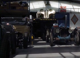 A la découverte du Garage Novo, spécialiste de la restauration de Bugatti