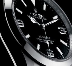 La Rolex Explorer