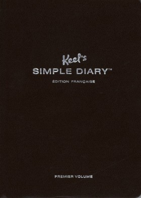 L'incroyable Simple Diary de Philipp Keel