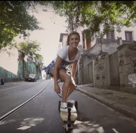 Les Cobblestone Riders révolutionnent le skateboard moderne
