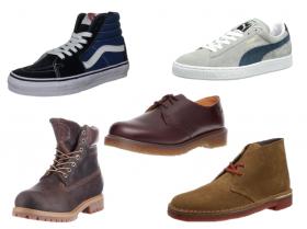 Soldes d'Hiver notre sélection chaussures @ Amazon.