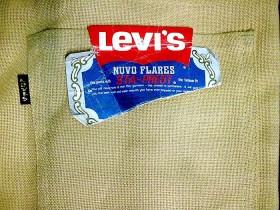 Sta Prest, vous avez dit, Levi's Sta Prest ?