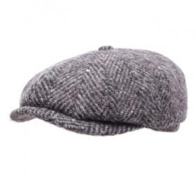 """La casquette """"beret"""" de chez Stetson."""