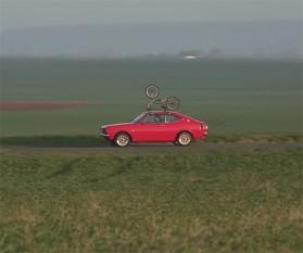 La Toyota Corolla KE35 SR de Romain Saraiva