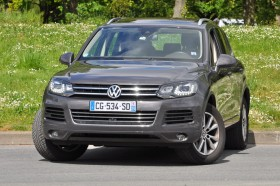 VOLKSWAGEN TOUAREG 3.0 V6 TDI CARAT TIPTRONIC