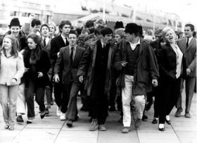 Mods, une jeunesse populaire d'autrefois ?