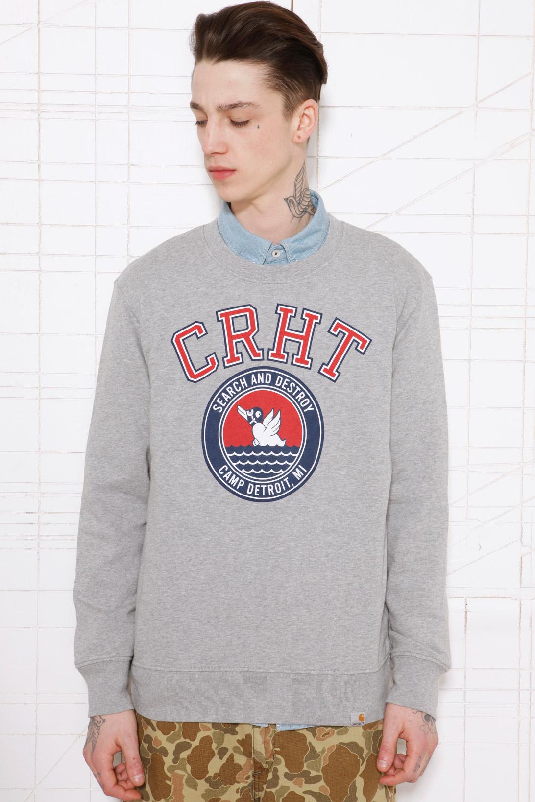 Carhartt-sweat-Camp-gris-lecatalog.com
