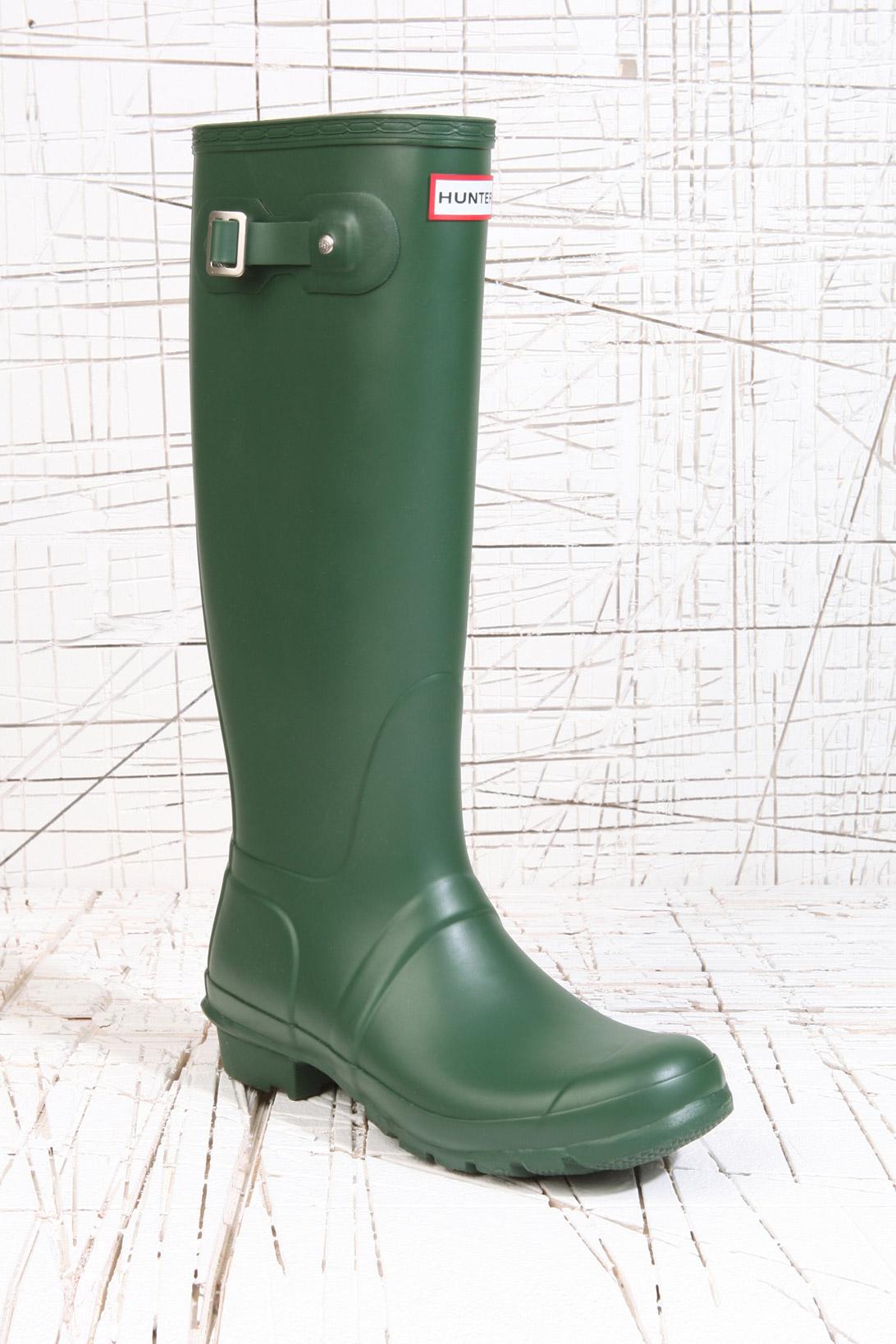 Hunter-Original-bottes-caoutchouc-Vert-lecatalog.com