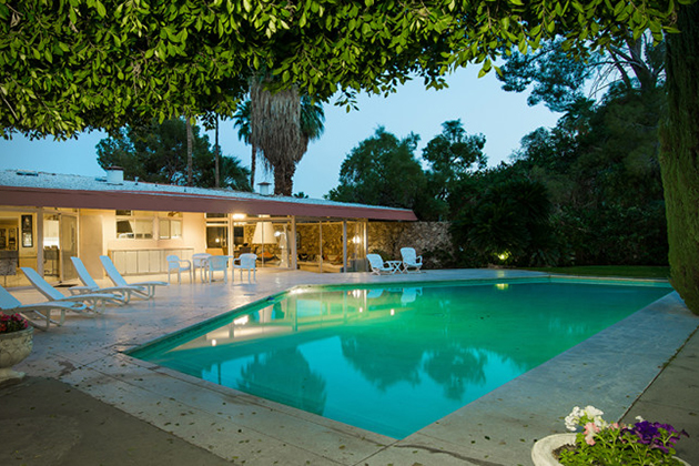 1350-Ladera-palm-spring-Elvis-Presley-lune-de-miel-maison