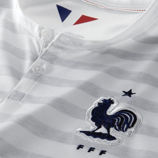 Maillot Nike Equipe de France FFF 2014 Mondial Bresil