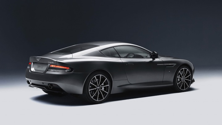 Aston Martin DB9 GT LeCatalog
