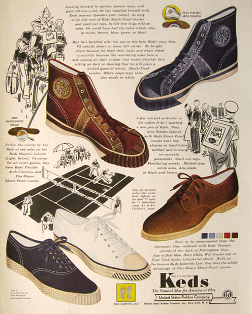 Chaussures Keds